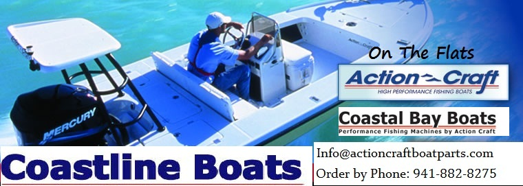 Action Craft Boat Parts